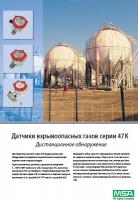 Датчик-газоанализатор 47К. Рекламный проспект