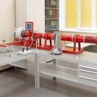 Рабочий эталон единицы скорости воздушного потока 1 разряда - Установка аэродинамическая А-02вм
