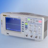 Осциллограф цифровой двухканальный DS1052E